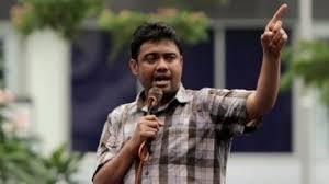 Presiden Konfederasi Serikat Pekerja Indonesia (KSPI) Said Iqbal: Tuntutannya Tolak Omnibus Law RUU Cipta Kerja, Stop PHK Dan Liburkan Buruh Dengan Upah Penuh. Tanggal 30 April 2020, Puluhan Ribu Buruh Akan Gelar Aksi Jelang May Day.