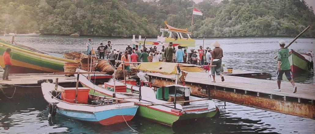 Ketua Bidang Hubungan Antar Lembaga Dewan Pimpinan Pusat Himpunan Nelayan Seluruh Indonesia (HNSI) Siswaryudi Heru: 2-3 Hari Saja Tak Melaut Nelayan Bisa Koit, Pak Jokowi, Terimakasih Tidak Lockdown.