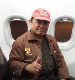 Usul Pencopotan Menkumham Mengalir Deras, Kini Relawan Jokowi Minta Segera Ganti Yasonna H Laoly. Foto: Korwil Sumatera DPP Sedulur Jokowi, Jansen Leo Siagian. (Istimewa)