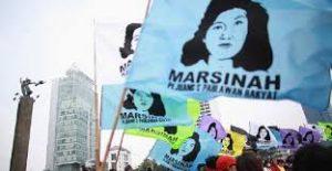 Peringati Tragedi, GERAK Perempuan Lanjutkan Perjuangan Dan Tuntut Pengadilan HAM Kasus Marsinah.