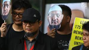 Tim Advokasi Novel Baswedan: Persidangan Banyak Kejanggalannya, Hati-Hati, Telah Terjadi Peradilan Sesat Kasus Novel Baswedan.