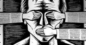 Kebebasan Berpendapat Dijamin Konstitusi, Hentikan Teror dan Intimidasi, Aktivis Ramai-Ramai Kutuki Rejim Jokowi. Foto-Ilustrasi.