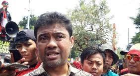 Buruh Dukung Pemerintah Jalankan Program Tapera, KSPI Minta Aturannya Direvisi. – Foto: Presiden Konfederasi Serikat Pekerja Indonesia (KSPI) Said Iqbal. (Net)