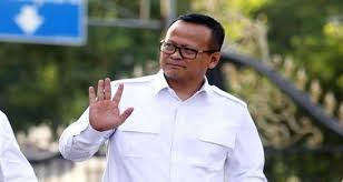 Sarat Keterlibatan Politisi Dalam Ekspor Benih Lobster, KIARA: Copot Dan Ganti Menteri Kelautan dan Perikanan Edhy Prabowo. – Foto: Menteri Kelautan dan Perikanan (MKP) Edhy Prabowo. (Net)