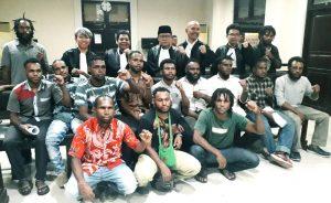 Tolak Tuduhan Jaksa, Mahasiswa Papua Korban Rasisme Minta MA Batalkan Putusan Pengadilan.