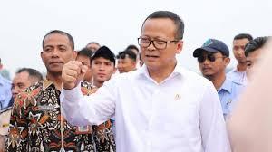 Pemilihan Sebanyak 26 Perusahaan Eksportir Lobster Oleh KKP Tidak Transparan, Tolong Segera Dibatalkan. – Foto: Menteri Kelautan dan Perikanan (MKP), Edhy Prabowo. (Net)