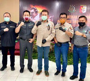 Klub Menembak Hadir Di Kejaksaan, Burhanuddin Apresiasi Adhyaksa Shooting Club Dengan Para Penembak Profesionalnya.