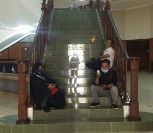 Ada Rapat Forkopinda Riau, Tertutup. – Foto: Rapat Forkopinda Riau tertutup dari peliputan, di ruangan VIP Sekretariat DPRD Provinsi Riau, Rabu (19/08/2020).(Ist)