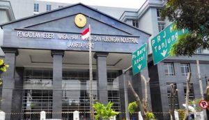 Hakim di PN Jakpus Positif Covid-19, Pengadilan Diminta Tutup Sementara. – Foto: Pengadilan Negeri Jakarta Pusat (PN Jakpus). (Ist)