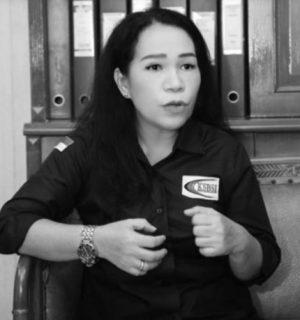 Pembahasan Omnibus Law RUU Cipta Kerja Hendak Dikebut Selesai Oktober, Buruh Sedang Pantau Dan Siapkan Gugatan. – Foto: Presiden Konfederasi Serikat Buruh Seluruh Indonesia (KSBSI) Elly Rosita Silaban.(Ist)