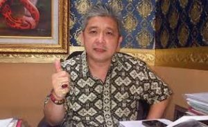 Dugaan Pemalsuan Surat Keterangan Hak Garap, Pengusaha Dilaporkan Ke Polda Banten. - Foto: Kuasa Hukum PT Farika Steel, Hartono Tanuwidjaja.(Ist)