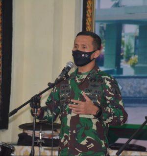 Urusan Pilkada Serentak 2020, TNI Netral. – Foto: Komandan Komando Distrik Militer (Dandim) 0824 Jember, Letkol Inf La Ode Muhammad Nurdin.(Net)