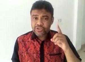 Tolak Omnibus Law dan Surat Edaran Menaker, Presiden Buruh Serukan Gerakan Aksi Nasional November. – Foto: Said Iqbal, Presiden Konfederasi Serikat Pekerja Indonesia (KSPI).(Ist)