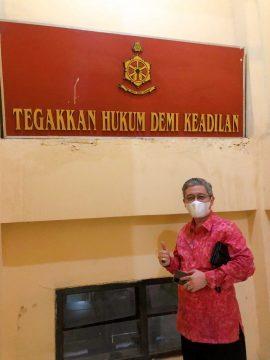 Kasus Penyerobotan Tanah di Kecamatan Jambe Tangerang, Polda Banten Tetapkan Satu Orang Tersangka. – Foto: Advokat Hartono Tanuwidjaja.(Ist)