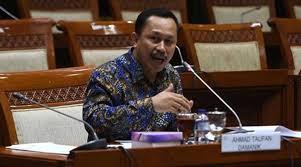Komas HAM Tidak Setuju Hukuman Mati. - Foto: Ahmad Taufan Damanik, Ketua Komisi Nasional Hak Asasi Manusia (Komnas HAM).(Net)