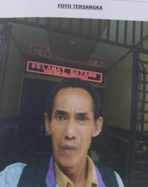 Setubuhi Anak di Bawah Umur, Pelaku Dihukum Kebiri Plus 20 Tahun Penjara. - Foto: Pelaku persetubuhan anak di bawah umur di Lampung Timur, bernama Dian Ansori, dihukum kebiri secara kimia, dan kemudian dimasukkan penjara selama 20 tahun.(Ist)