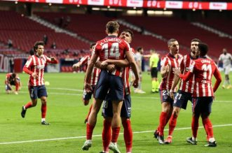Liga Spanyol, Atletico Madrid Vs Athletic Bilbao, Skor 2-1, Menangi Laga di Kandang Bilbao, Atletico Madrid Kejar Barcelona. - Foto: Klub Atletico Madrid berhasil mengalahkan Attletic Bilbao, dengan skor 2-1. Hasil ini membuat Atletico Madrid memperkecil jarak dengan Barcelona.(Angel Martinez/Getty Images)