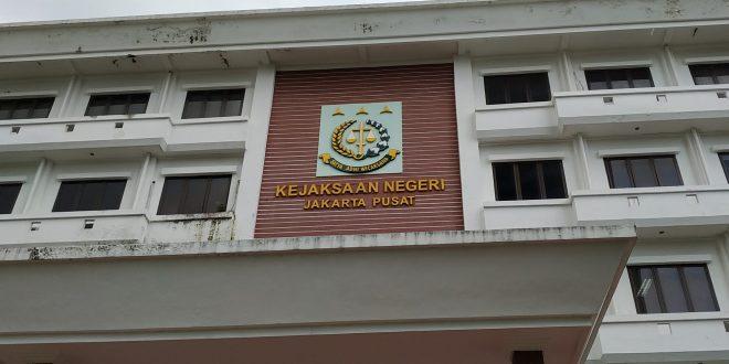 Kejaksaan Negeri Jakarta Pusat Akan Gelar Vaksinasi Bagi Pegawai dan Honorer. - Foto: Kantor Kejaksaan Negeri Jakarta Pusat (Kejari Jakpus).(Ist)
