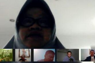 Mungkin Pak Jokowi Tak Tahu Kalau Ada Program Asuransi Jiwasraya Sangat Merugikan Rakyatnya, Sebanyak 5,3 Juta Nasabah Menolak Restrukturisasi. - Foto: Ketua Forum Nasabah Korban Jiwasraya (FNKJ), Ana Rustiana dalam Diskusi Virtual di akun Youtube Poempida Hidayatulloh, yang berjudul Curhat Jiwa, Korban Jiwasraya, pada Selasa (09/03/2021).(Ist)