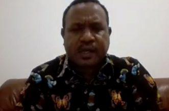 Senator Papua Barat Mamberob Yosepus Rumakiek Desak Cabut Label Terorisme. - Foto: Anggota Dewan Perwakilan Daerah Republik Indonesia (DPD RI) asal Papua Barat, Mamberob Yosepus Rumakiek.(Ist)