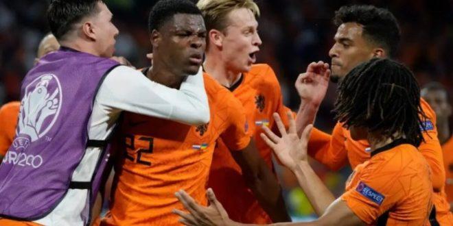 Piala Eropa, Belanda Vs Austria, 18 Juni 2021, De Oranje Takkan Ampuni Lawan. - Foto: De Oranje, Timnas Belanda.(Net)