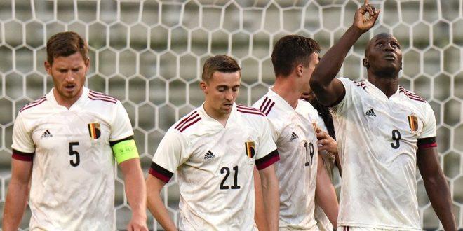 Laga Perdana Grup B Euro 2020/2021, Belgia Vs Rusia, Minggu 13 Juni 2021, Setan Merah Eropa Yakin Libas Si Beruang Merah. - Foto: Timnas Belgia.(AP Photo)