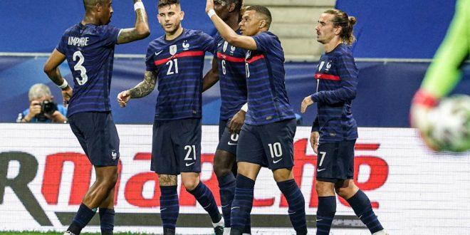 Laga Piala Eropa 2020, Rabu 16 Juni 2021, Prancis Vs Jerman, Les Bleus Waspadai Der Panzer Siap Menyalip. - Foto: Timnas Prancis. (Akun Twitter Timnas Prancis)