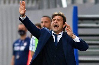De Oranje Bidik Antonio Conte Gantikan Frank De Boer. - Foto: Antonio Conte, Pelatih Inter Milan.(LaPresse Via AP)