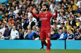 Setara Dengan Kualitas Ronaldo, Striker Moh Salah Layak Dapat Gaji Besar. - Foto: Penyerang Liverpool, Mohamed Salah.(AP Photo)